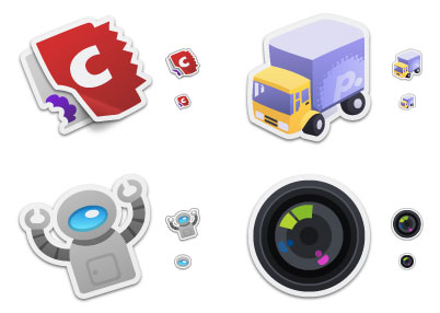 Quality icon pack 25