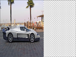 Supercar view 2