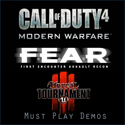 Must Play Demo's