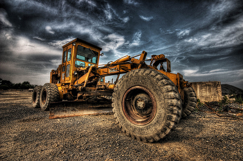 Outstanding HDR photos of machines - 02