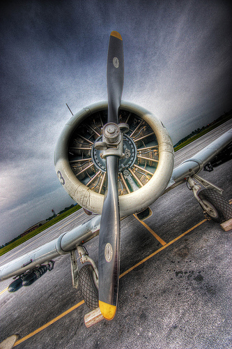 Outstanding HDR photos of machines - 03