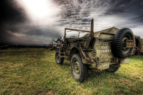 Outstanding HDR photos of machines - 04