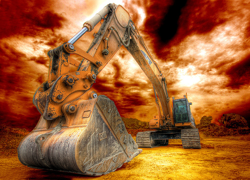 Outstanding HDR photos of machines - 10