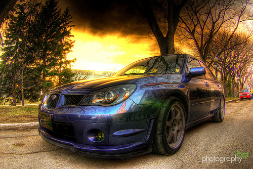 Outstanding HDR photos of machines - 15