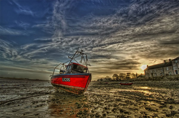 Outstanding HDR photos of machines - 23
