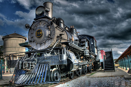Outstanding HDR photos of machines - 25