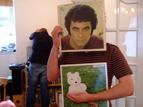 Fun with vinyl sleeves 30