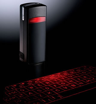 The Virtual Laser Keyboard 1