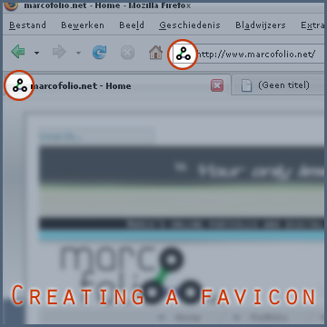 Create Favicon