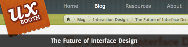 The Future of Interface Design