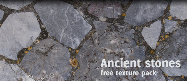 Ancient Stones Texture Pack
